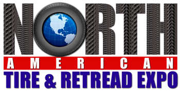 North American tire and retread expo logo