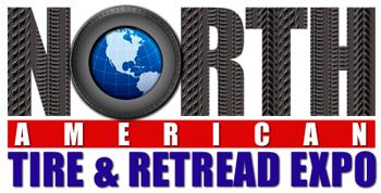 North American tire and retread expo logo